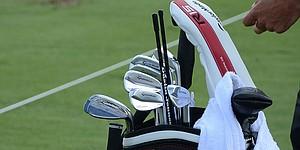 Winner's Bag: Dustin Johnson, 2015 WGC-Cadillac