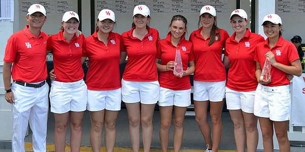 Houston holds lead after Day 1 at UCF Challenge
