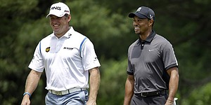 Lee Westwood's WGC record good, but not Tiger-good