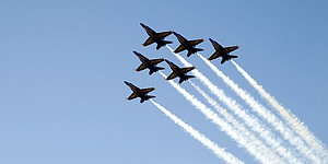 Blue Angels to buzz Bay Hill during Arnold Palmer Invitational
