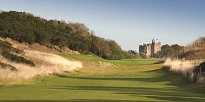 Palmer's design team plans its first Scottish course
