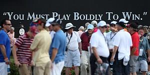 PHOTOS: Arnold Palmer Invitational at Bay Hill (Friday)