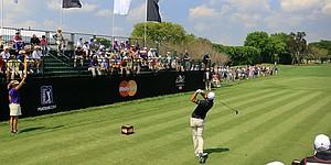Tee times: Arnold Palmer Invitational, third round