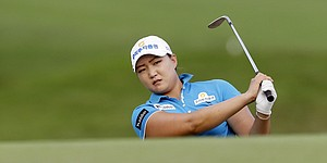 Lee goes bogey-free for LPGA Tour's Kia Classic lead