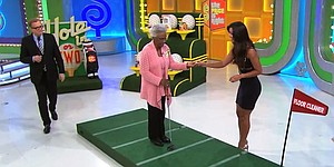 Woman, 84, uses illegal putting stroke to win car on 'Price is Right'