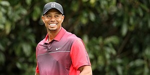 Tiger Woods commits to play in 2015 Masters