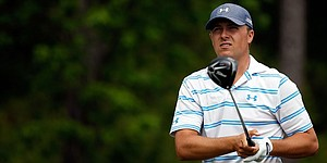 Jordan Spieth seizes Shell Houston Open lead