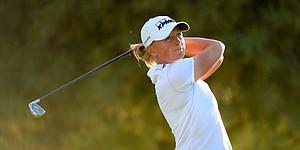 Lewis' ANA Inspiration title bid runs through LPGA rookie