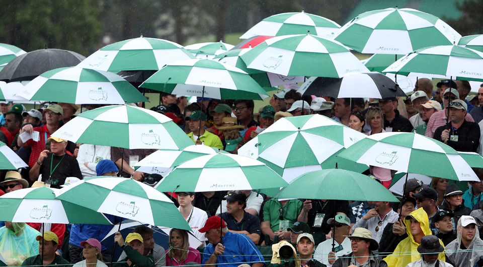 GOLFWEEK | Masters 2015 weather forecast for Augusta ...