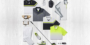 Rory McIlroy's Masters 2015 apparel from Nike Golf