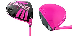 Ping selling 5,000 pink G30 drivers for charity