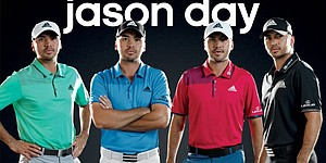 Jason Day's Masters 2015 apparel from adidas Golf