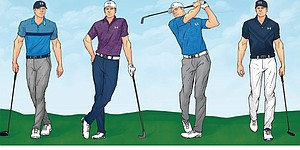 Jordan Spieth's Masters 2015 apparel from Under Armour