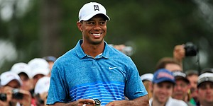 Tiger to play Masters' Par 3 Contest for first time since '04