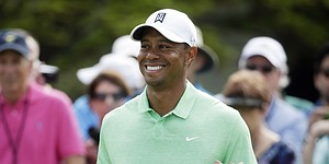 Tiger's chat with Nicklaus suggests Memorial start