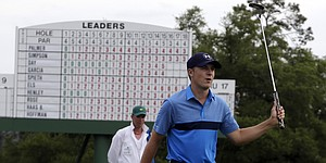 Jordan Spieth remains Masters favorite in Las Vegas