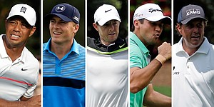 Recap: Spieth extends Masters lead to 5; Tiger cards 69