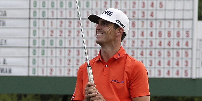 Billy Horschel, shown at the 2015 Masters