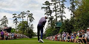 Masters 2015 tee times and pairings for Round 3