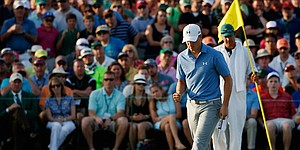 Spieth can start own Masters legacy on Sunday