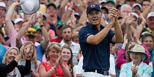 Spieth's inner circle keeps Masters champion grounded