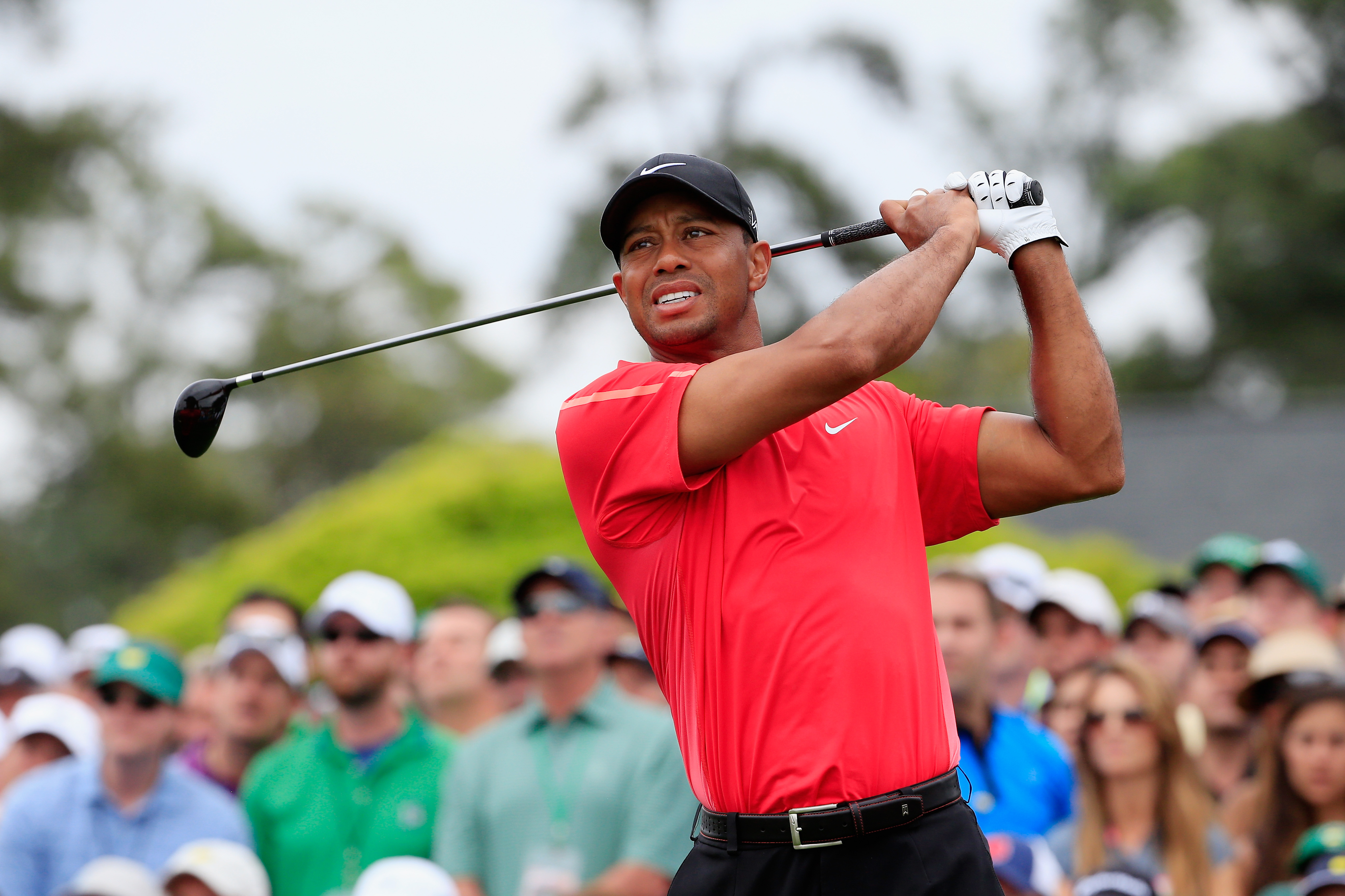 Official Masters Coverage Tiger Woods Masters Augusta Sunday