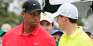 PHOTOS: Tiger, Rory at 2015 Masters, Sunday