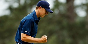 Jordan Spieth moves to No. 2 in OWGR after Masters win