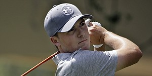 Back on solid ground, Spieth takes deep breath at RBC Heritage