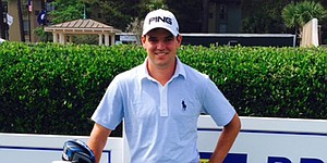 Corey Conners turns pro, signs with Ping