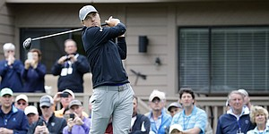 Spieth cards 74 at RBC Heritage in first round since Masters