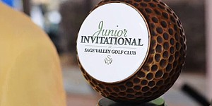 Tee times: Junior Invitational at Sage Valley, first round