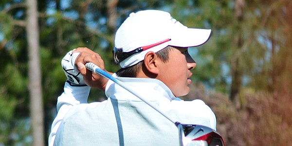 As junior career ends, Yuan works to polish golf game for college
