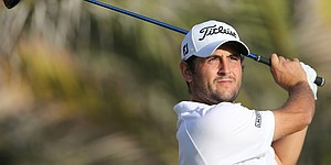 Levy, Li among leaders at Volvo China Open