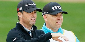 Doubleheader for Palmer's caddie: Match Play and Four-Ball