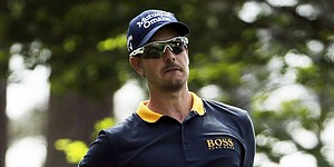 Stenson frustrated after loss to Senden at WGC-Cadillac Match Play