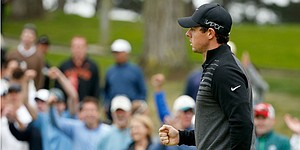 McIlroy rallies late to defeat Horschel at WGC Match Play