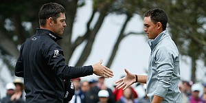 Bad swing on 18th sends Fowler packing at Match Play