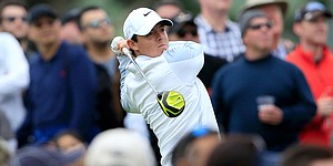 McIlroy comes from behind, again, to advance to the WGC Match Play final