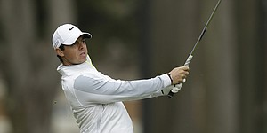 McIlroy fights through to WGC-Cadillac Match Play semifinals