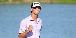 Smylie Kaufman wins United Leasing Championship