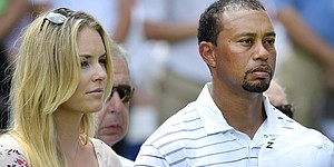 Tiger Woods and girlfriend Lindsey Vonn break up