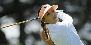 Michelle Wie withdraws from Manulife, citing injured left hip