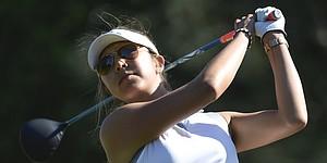 Alison Lee seizes lead at LPGA's Kingsmill Championship