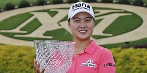 LPGA rookie Minjee Lee wins Kingsmill Championship