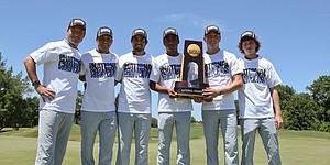 Nova Southeastern men's golf wins NCAA Division II Championship