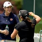 Kim Evans steps down as Auburn women's golf coach
