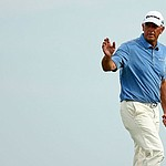 Tom Lehman charges into Senior PGA Championship lead