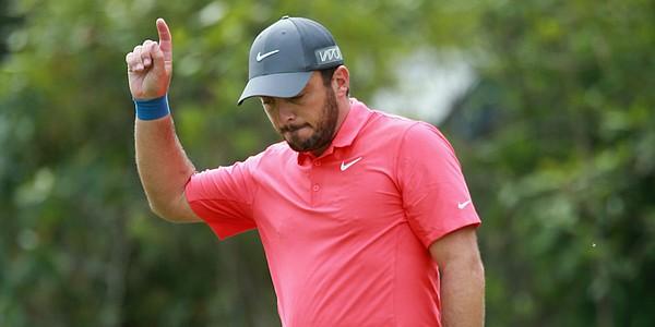 Molinari, An share 54-hole lead at BMW PGA Championship