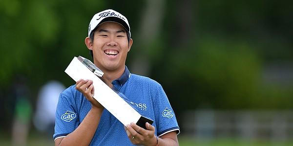 Byeong-hun An breaks through with BMW PGA Championship win
